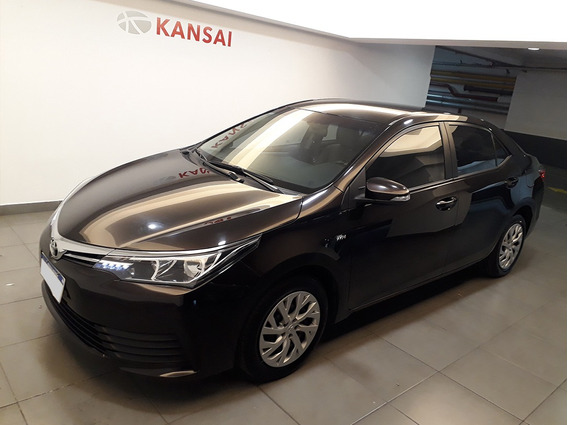 Toyota Corolla Xli Mt 1.8 2018