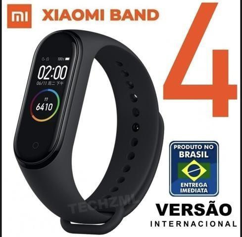 Smart Band Relógio Xiaomi Mi Band 4 Original Amoled Versão Global Pronta Entrega