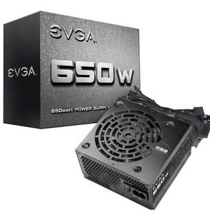 Fuente Evga 650w Power Supply