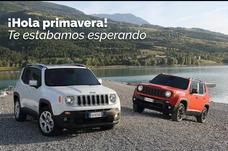 Jeep Renegade, Anticipoo Y Cuotas, Tasa 0% (av)