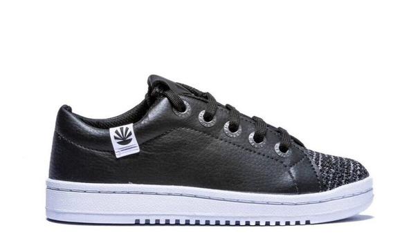 Zapatillas Kioshi Naha Primal Black And White