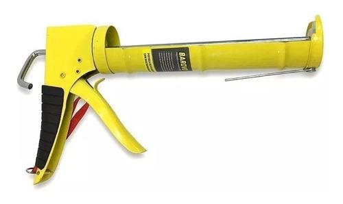 Pistola Aplicadora Manual Aplicacion Cartucho Silicona