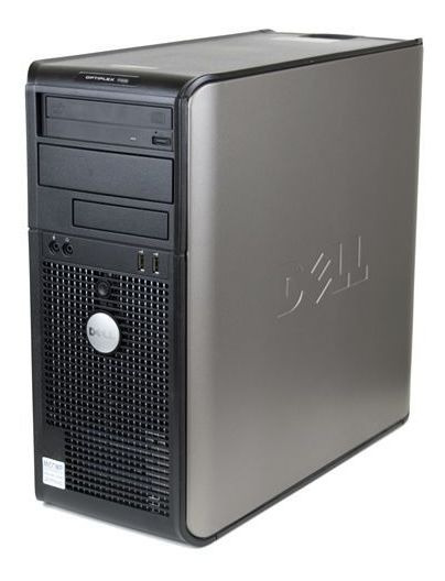 Cpu Dell Torre 780 Core 2 Duo E8400 3.0 Ghz 8gb Ddr3 Hd 0gb