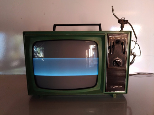 Tv Colorado Verde Antiga