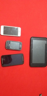 iPhone 5 S ,tablet, Genises E Galaxy Pocket ,moto G 2