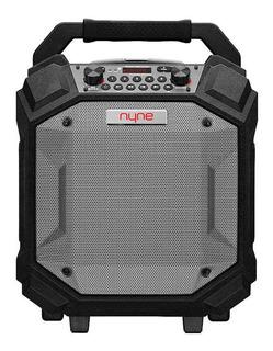 Nyne Parlante Portatil Performer Bluetooth Fm Usb 70w