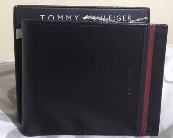 Billetera Tommy Hilfiger Original