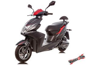 Lançamento Scooter 100% Elétrica 1200w 60v
