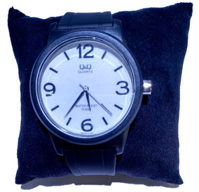 Relógio Q&q Preto Fundo Branco - Vr35j010y
