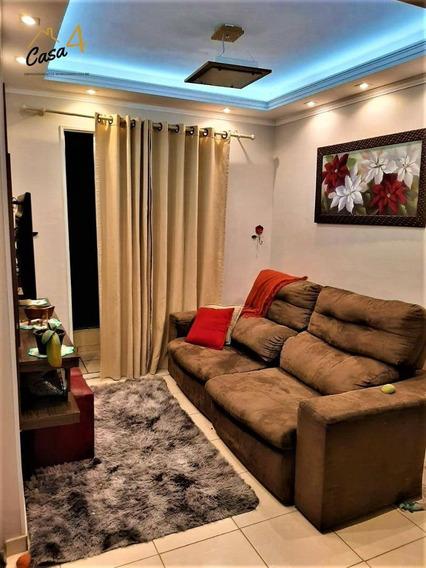 Lindo Apartamento Com 2 Dormitórios À Venda, 50 M² Por R$ 220.000 - Guarulhos - Guarulhos/sp - Ap0170