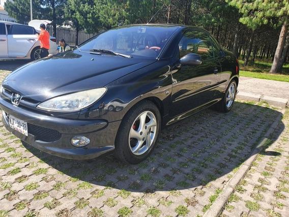 Peugeot 206 1.6 Cc Tiptronic Piel At 2004