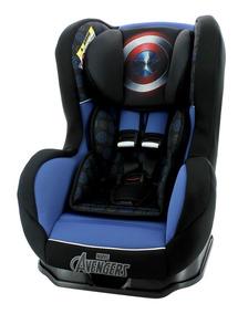 Cadeirinha Carro Reclinável Capitão América Marvel - 0 A 25