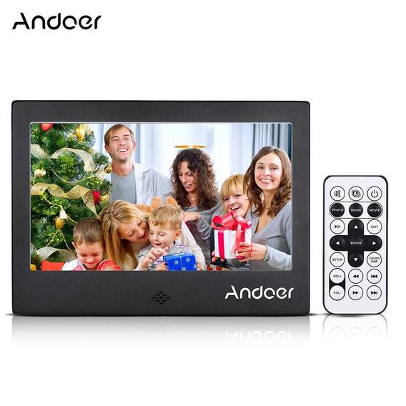 Andoer 7 &qu?led Digital Reino Unido Preto