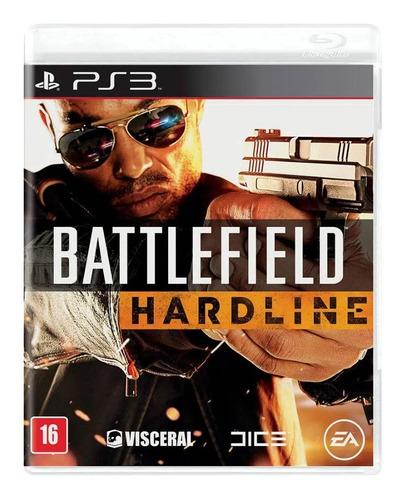 Battlefield Hardline - Ps3 Fisico Nuevo & Sellado