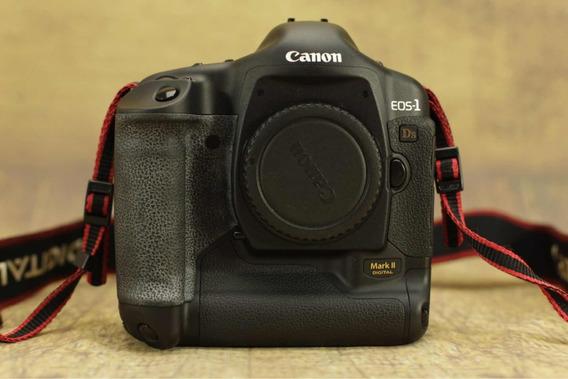Câmera Canon Eos-1 Mark Ii Corpo