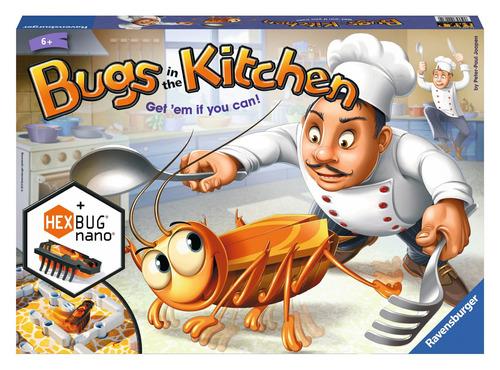 Juego De Mesa Bugs In The Kitchen Ravensburger