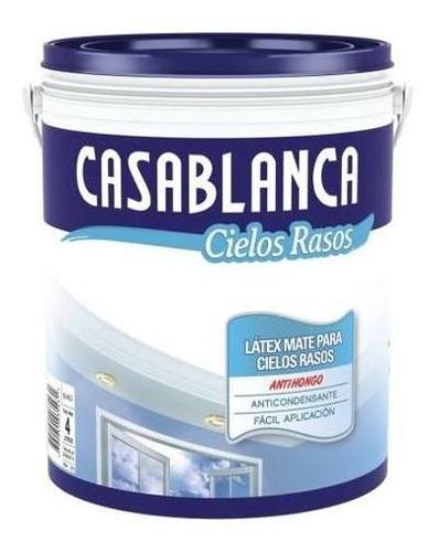 Cielorraso Casablanca X 20 Lts Antihongo Pintumm