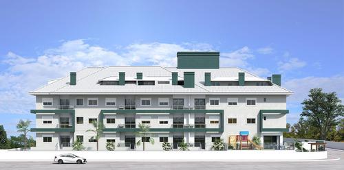 Apartamento Com 2 Dormitórios À Venda, 57 M² Por R$ 384.000,00 - Ingleses - Florianópolis/sc - Ap8350