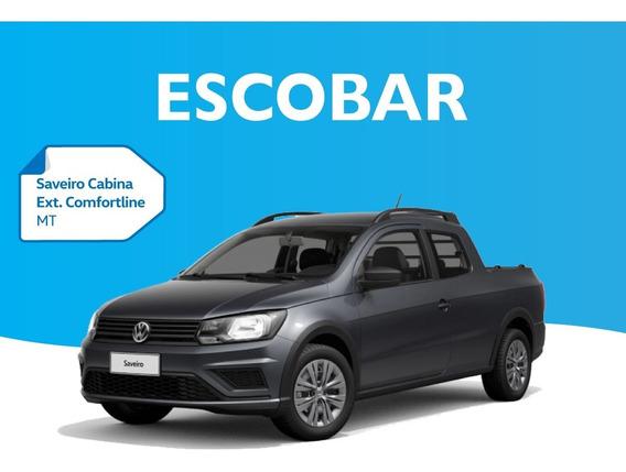 Volkswagen Saveiro Cd Comfortline Mt 1.6 101cv