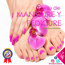 Curso Manicure Y Pedicure Spa (curso Intensivo)