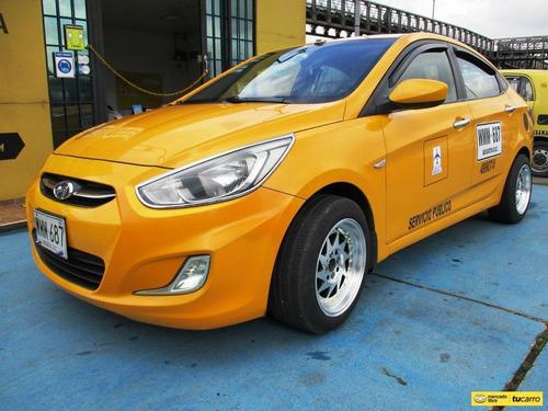 Taxi Hyundai I25