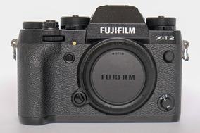 Câmera Fujifilm X-t2 Com Lente 35mm F/2 Em Perfeito Estado