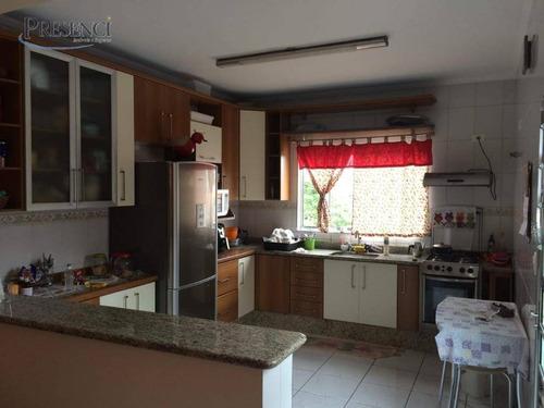 Sobrado Com 3 Dormitórios À Venda Por R$ 689.000,00 - Jardim São Francisco - Guarulhos/sp - So0028