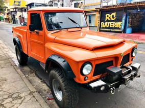 Ford F-75 2.3 4x4 Pick-up Manual