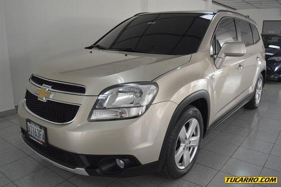 Chevrolet Orlando Automatica-multimarca