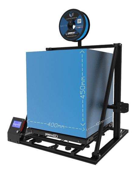 Impresora 3d Maxpro Gran Area 40x45 Armada Entrega Inmediata