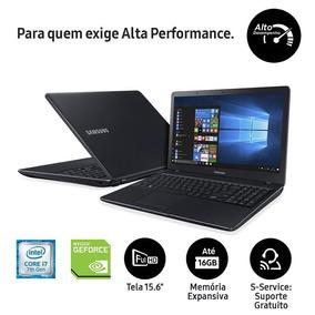 Notebook Samsung I7 8gb Ddr4 1tb 15.6hd + Geforce 920mx 2gb