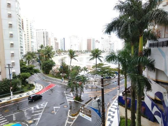 Apartamento Com 2 Dormitórios À Venda, 79 M² - Jardim Astúrias - Guarujá/sp - Ap7375