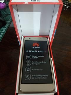Celular Huawei Y5 2017 Dorado Nuevo