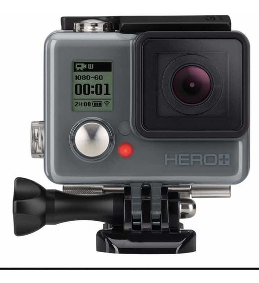Câmera Gopro Hero + Lcd+ Cartão 64gb