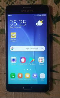 Samsung Galaxy On7 8gb/preto/4g**desbloqueado**