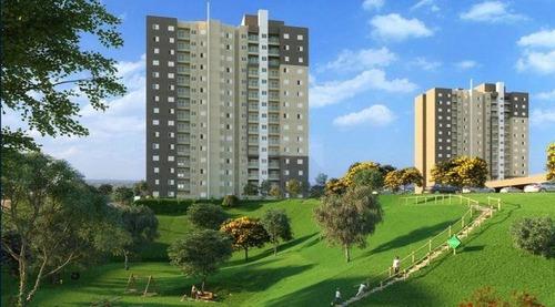 Imagem 1 de 16 de Apartamento Residencial À Venda, Jardim Sevilha, Indaiatuba - Ap0681. - Ap0681