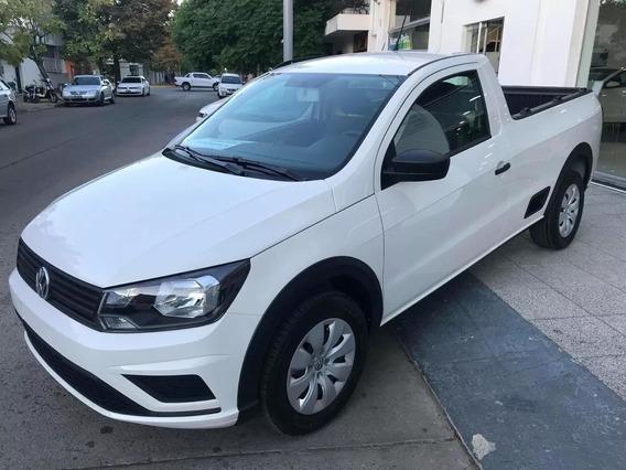 0km Volkswagen Saveiro 1.6 Cabina Simple 101cv Safety 2020 3
