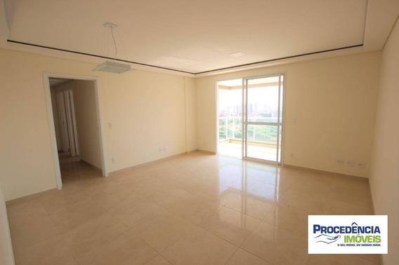 Apartamento Com 3 Dormitórios À Venda, 93 M² Por R$ 510.000 - Edifício Montpellier - Higienópolis - São José Do Rio Preto/sp - Ap7213