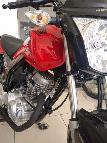 Cg Start 160 Honda