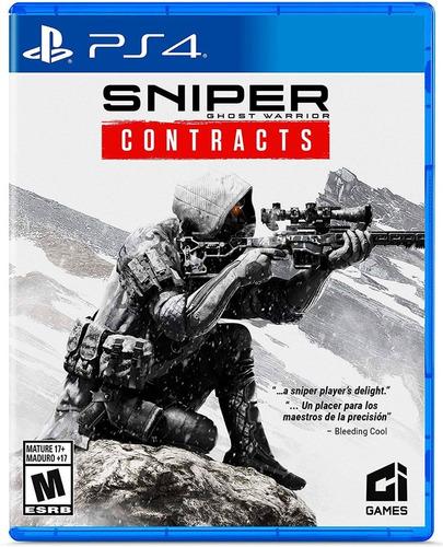 Imagen 1 de 2 de Sniper Ghost Warrior Contracts Ps4 / Mipowerdestiny