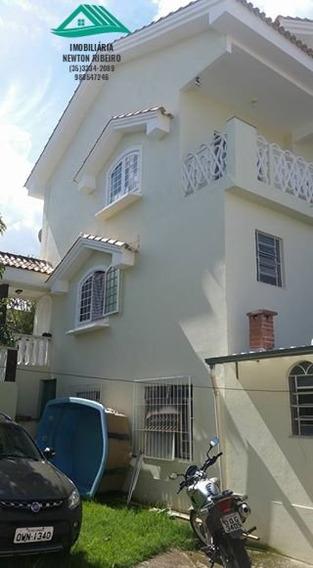 Casa A Venda No Bairro Carioca Em São Lourenço - Mg. - 289-1