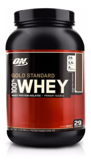 100% Whey Gold Standard Optimun Nutrition On 909g