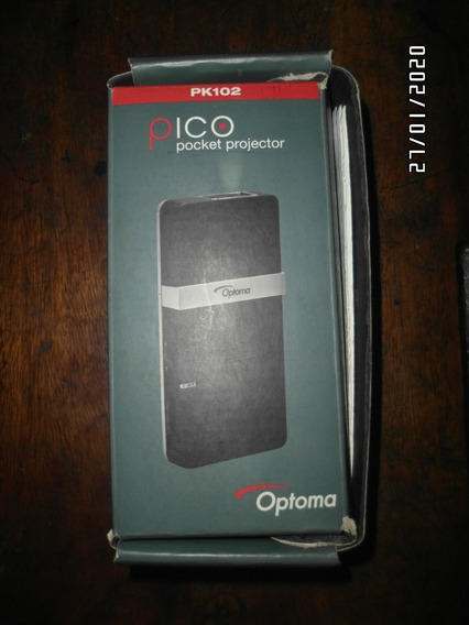 Video Beam Optoma Pico Pocket Projector Para Repuesto