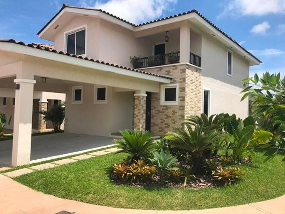 Vendo Casa Exclusiva En Bosques Del Pacífico Panamá Pacífico