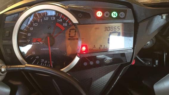 Suzuki Gsx-r1000 2013