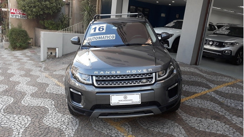 Imagem 1 de 9 de Land Rover Evoque 2016 2.0 Si4 Se 5p