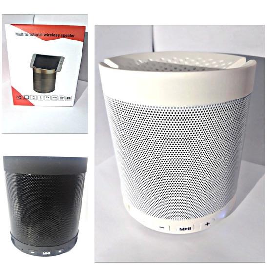 Kit Com 04 Caixa De Som Sem Fio Bluetooth Wireless Universal