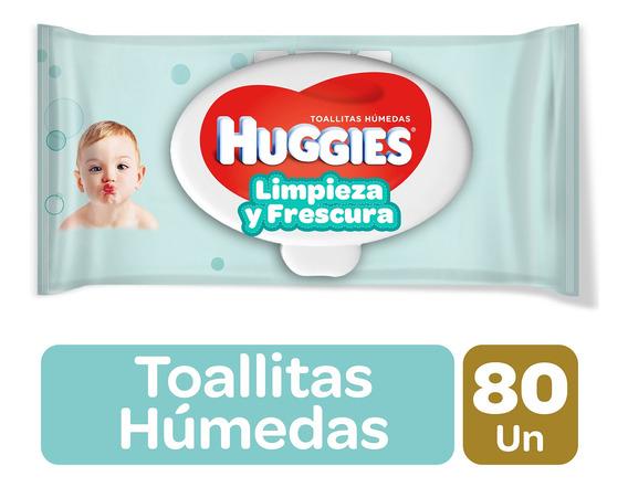 1 Paquete Toallitas Húmedas One&done 80 Unidades