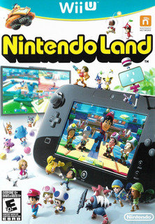 Nintendo Land Para Nintendo Wii U