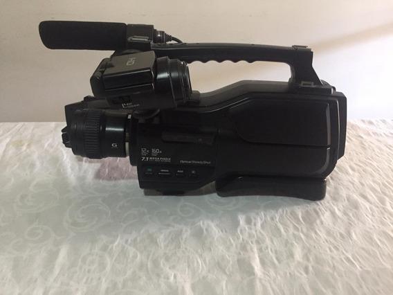 Sony Hmc 2000 + Pedestal+ Luzes+ Capa + Case